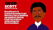 Meet Dred Scott for Black History Month: featured Cartoon for Kids with Dred Scott (Black History) (FULL HD)