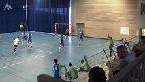 Lyon Footzik - Chataigneraie Futsal (6-3) - D2 Futsal