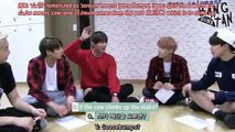[ENG SUB] 150430 Bangtan Quiz Show - Confirming Why Rap Mon is Brain Mon