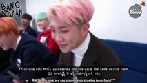 [ENG] 151211 BOMB: Inkigayo Special MC debut Rap Monster