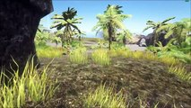 Ark Survival Evolved-Demo\'s Dino Facts - MIND CONTROLLING DINOSAUR!
