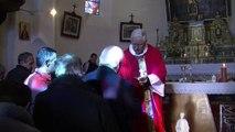 D!CI TV : Les vignerons des Hautes-Alpes ont célébré Saint-Vincent ce dimanche à Théüs