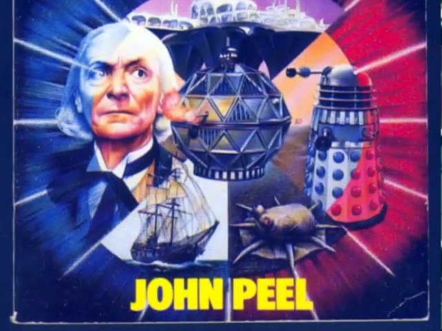 Loose Cannon The Evil of the Daleks John Peel Interview LC31