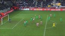 But  Aïssa Mandi : Reims 1-1St. Etienne