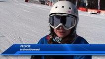 D!CI TV : Guillaume Herpin remporte la Coupe de France junior de snowboard ce dimanche à Serre Chevalier