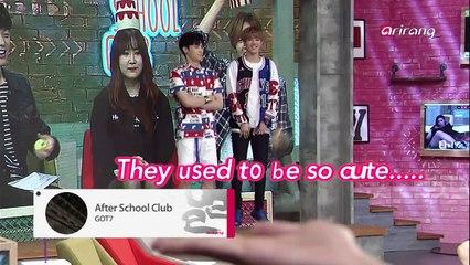 After School Club(Ep.182) - GOT7 (갓세븐) - Full Episode