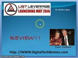 Don't Buy List Leverage by Matthew Neer - List Leverage Review