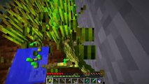 Minecraft: Singleplayer Deel 46 Nether Monsters voeren