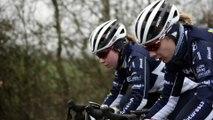 Cyclisme - L'équipe des filles Poitou-Charentes Futuroscope 86, la seule équipe française féminine en World Tour UCI