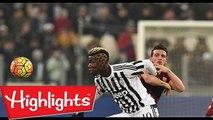 Juventus vs AS Roma 1-0 ~ Highlights_Tutti & Goals SKY ITA ( Seria A 2016 ) 24_01_2016 HD