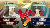 Naruto Ultimate Ninja Storm Generations - Naruto Ultimate Ninja Storm Generations Beating a Hero #3 Itachi Uchiha Style