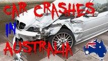 Compilación de Coche de los incidentes y Accidentes en la dashcam de Australia 2015
