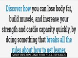 Fast Weight Loss Workouts   Lift Weights Faster Review Guide
