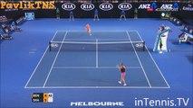 Maria Sharapova vs Belinda Bencic Highlights ᴴᴰ Australian Open 2016