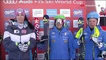 Alpine Skiing 2015-16 World Cup Women's Downhill Cortina d'Ampezzo 23.01.2016