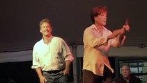 Ronnie McDowell and friend sing 'Treat Me Nice' Elvis Week 2008