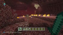 Minecraft Xbox One/360 TU19 How To Get Wither Skeleton Skulls Wither Skeletons Spawn