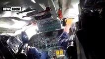Массированный удар российскими самолетами Дальней авиации по объектам ИГИЛ в Сирии