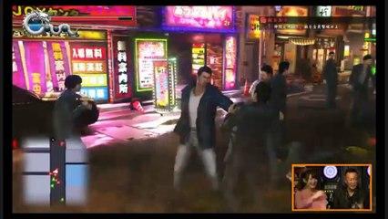 Yakuza 6 - PS4 Exclusive - First Gameplay of the Demo de Yakuza 6: The Song of Life