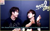 [Legendado PT-BR] GOT7 - GOT2DAY #16 Jinyoung & Youngjae