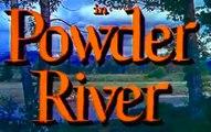 Powder River (1953) Rory Calhoun,  Cameron Mitchell,  Corine Calvett, John Dehner.  Western