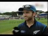 Pak vs NZ 1st ODI 25 Jan 2016 - Williamson Media Talk before match Cricket
