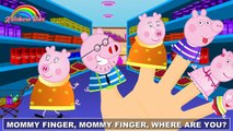 Pappa Pig Finger Family | daddy finger daddy finger