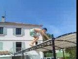 salto ariere