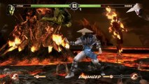 Quitar configuración automatica Mortal Kombat 9 Komplete