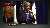 Donald Trump leads CBS News polls in Iowa, New Hampshire, South Carolina