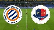 Le résumé du match Montpellier HSC - SMCaen