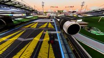 TMN Race H-0 - Comparison JaviFlyer vs. racehans [HD|60fps] Trackmania Nations