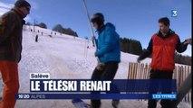JT 19/20 Alpes de dimanche 24 janvier
