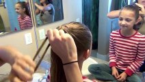 beautifull hair styles -Cage Braid Ponytail - Popular Braids - Cute Girls Hairstyles - beauty tips for girls