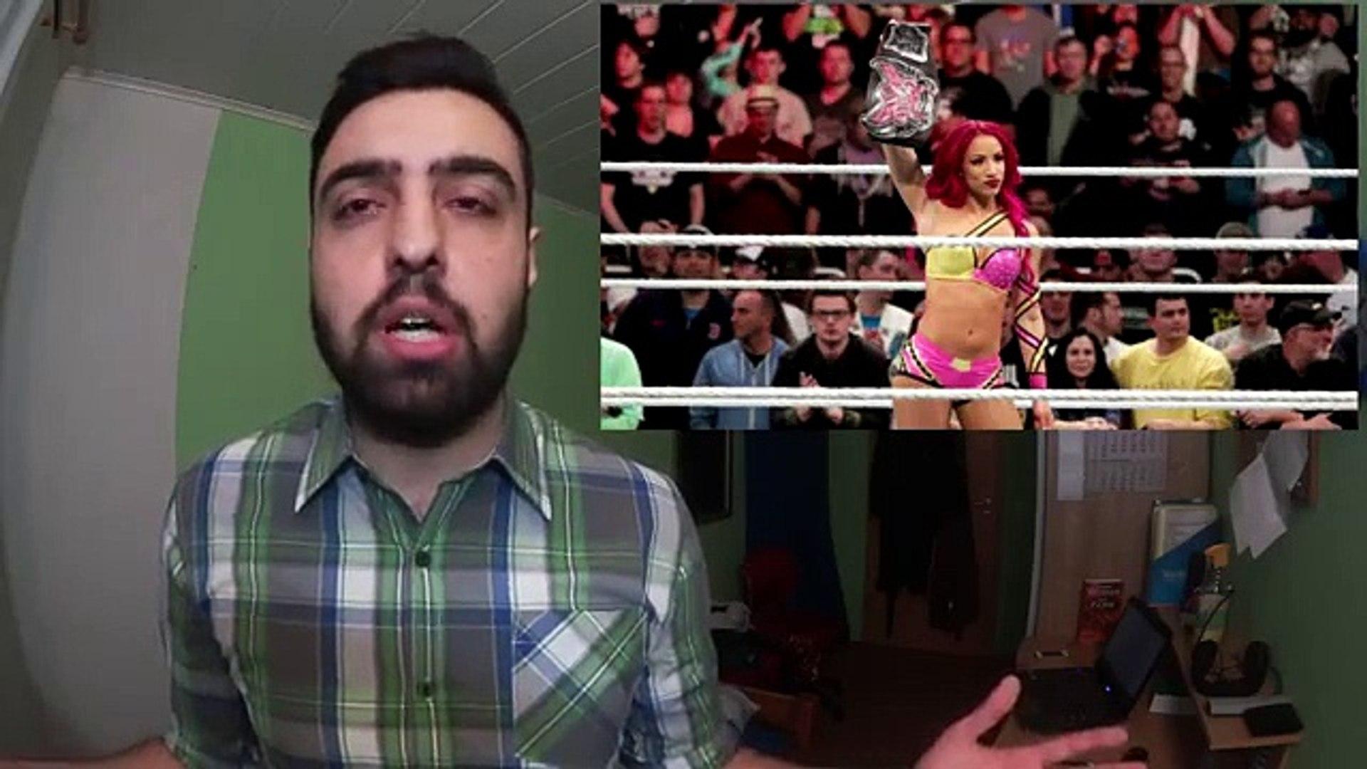 WWE Royal Rumble PPV hakkinda Vlog | Düsüncelerim | Ümidi HD