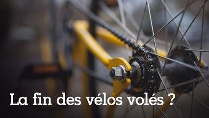 Vers la fin des vélos volés ?
