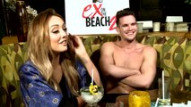Ex On The Beach: Are Geordie Shore exes Charlotte and Gaz over each other?