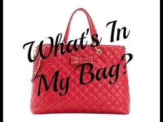 Cosa c'è nella mia BORSA?! (What's in my Bag?)