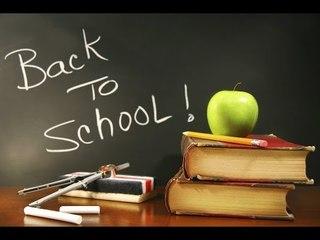 #1. BACK TO SCHOOL Make up Tutorial   Bea'sWorld   #BeaBTS