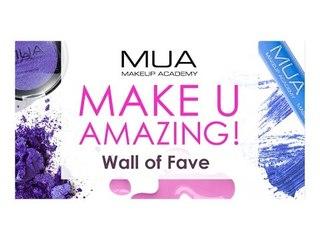 MUA - Make Up Academy - HAUL & REVIEW