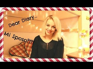 Dear Diary & I'm Back   E' MORTA e MI SPOSO?! Cos'è successo in questi mesi?   Bea'sWorld