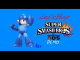Let's play with Alex #1 - Super Smash Bros for 3DS DEMO