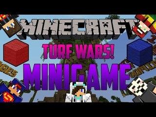 Turf Wars   Minecraft - Minigames #10