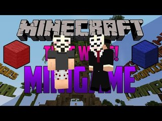 Turf Wars   Minecraft - Minigames #12