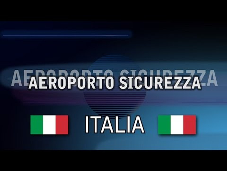 Airport Security Italia   parodia