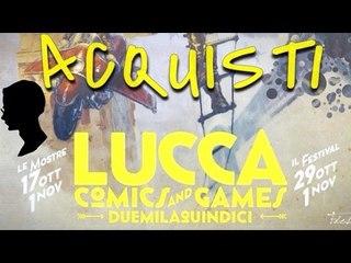Lucca Comics & Games 2015, Acquisti e considerazioni   IlRestOèMANGA
