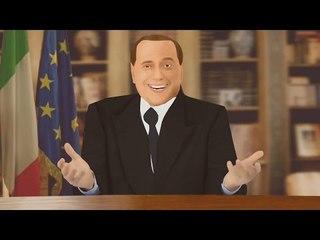 Silvio rifà il discorso di fine anno del '94