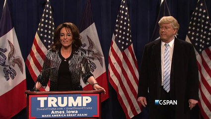 Palin Endorsement - SNL