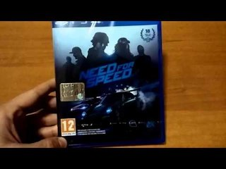 Unboxing Need For Speed [ITA]