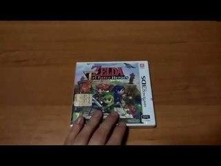 Unboxing The Legend Of Zelda: Tri Force Heroes [ITA]